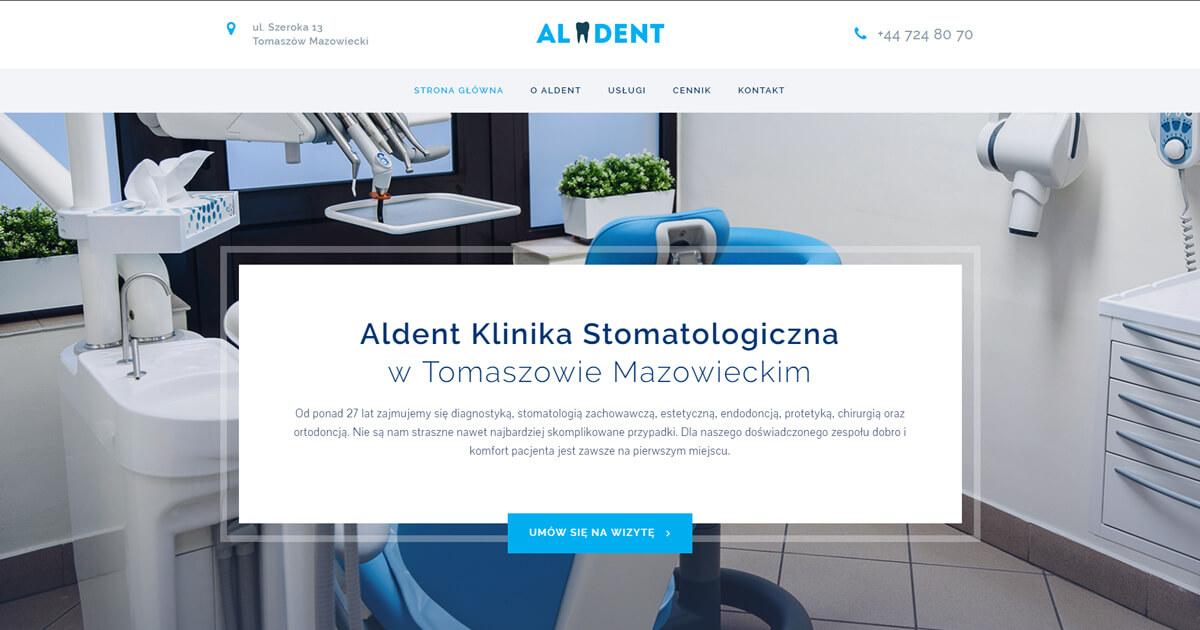 Stomatolog Tomaszów Mazowiecki Al Dent Klinika Stomatologiczna